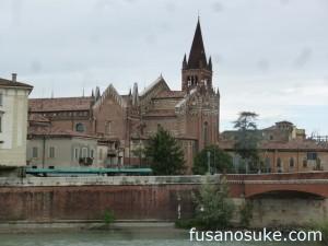 Церковь Св. Фермо в Вероне