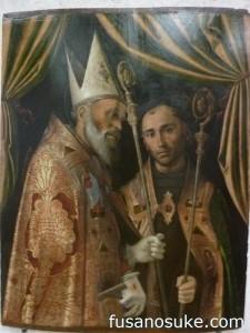 Картина Бартоломео Монтаньи в Вероне